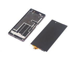 آموزش تعویض تاچ ال سی دی Xperia Z5 سونی