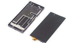 تعمیرات موبایل :تعویض تاچ ال سی دی Xperia Z5 سونی