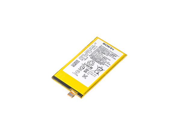 تعمیرات موبایل : آموزش تعویض باتری Xperia Z5 Compact