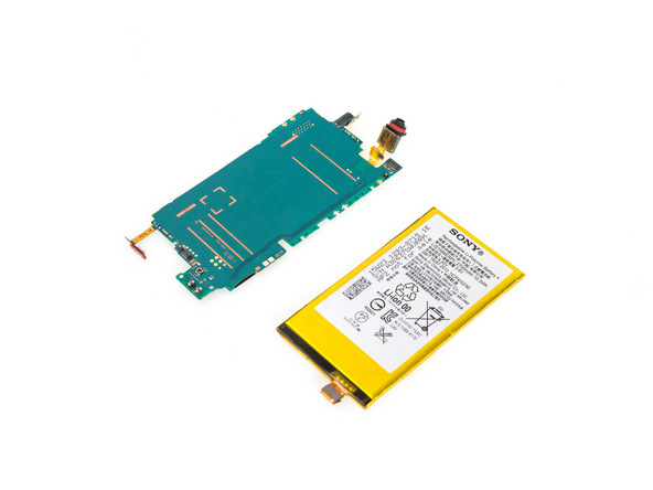 تعویض باتری Xperia Z5 Compact (اکسپریا زد 5 کامپکت) را انجام دهید.