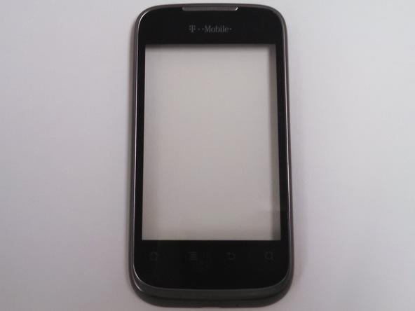 تعمیرات موبایل : آموزش تعویض تاچ هوآوی Prism U8651T