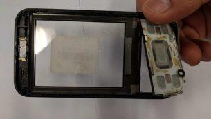 آموزش تعویض دکمه های زیر LCD هوآوی M750