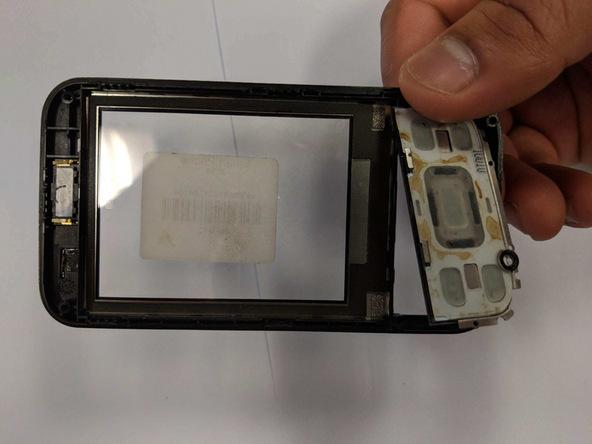تعمیرات موبایل : آموزش تعویض دکمه های زیر LCD هوآوی M750