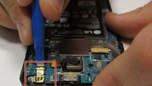 تعمیرات الجی: تعویض دوربین سلفی Nexus 5X