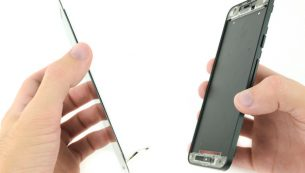 آموزش تعویض تاچ ال سی دی Nexus 5X
