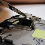تعمیرات موبایل : آموزش تعویض دوربین اصلی Nexus 5X الجی