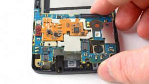 تعمیرات الجی : آموزش تعویض برد Nexus 5 (نکسوس ۵)