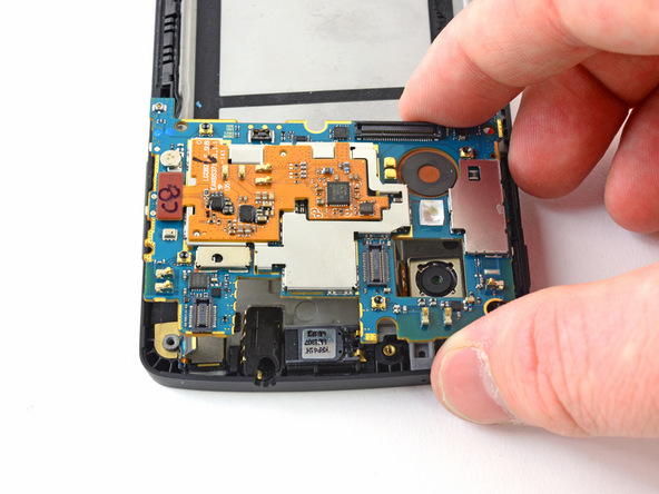 تعمیرات موبایل : آموزش تعویض برد Nexus 5 (نکسوس 5)