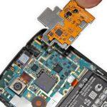 تعمیرات موبایل : آموزش تعویض برد NFC نکسوس 5 (Nexus 5)