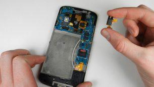 تعمیرات الجی: آموزش تعویض سوکت هندزفری Nexus 4 (نکسوس ۴)