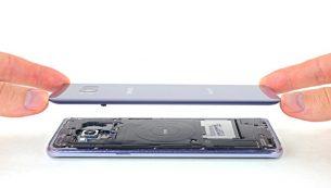 آموزش تعویض قاب پشت گلکسی S8 Plus