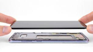آموزش تعویض تاچ ال سی دی گلکسی S8 +ویدیو