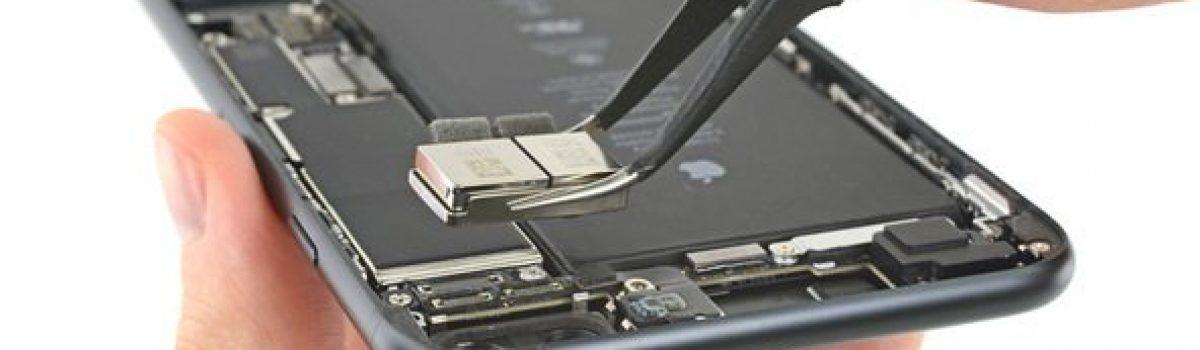 تعمیر دوربین آیفون ۷ پلاس اپل با صرف کمترین هزینه در موبایل کمک