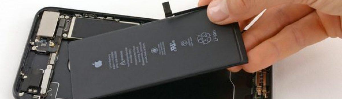 تعمیر باتری آیفون ۷ پلاس اپل با صرف کمترین هزینه و قیمت