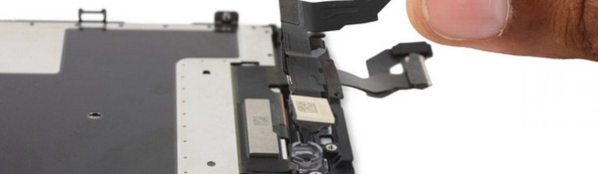 تعمیر یا تعویض دوربین آیفون ۶s Plus