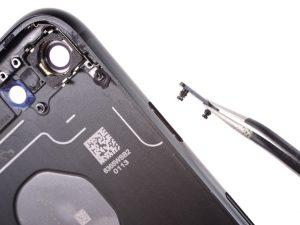 تعمیر دکمه پاور آیفون 7 اپل با کمترین هزینه