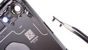 تعمیر دکمه پاور آیفون ۷ اپل با کمترین هزینه و سریع ترین حالت