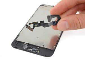 تعمیر دوربین آیفون 7 اپل را با کمترین هزینه و قیمت انجام دهید!