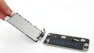 تعمیر یا تعویض ال سی دی آیفون ۶s Plus