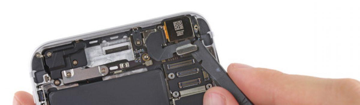 تعمیر یا تعویض دوربین iPhone 6 Plus