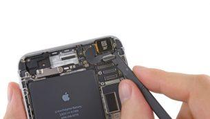 تعمیر دوربین آیفون ۶ پلاس اپل را با کمترین هزینه ممکن انجام دهید!