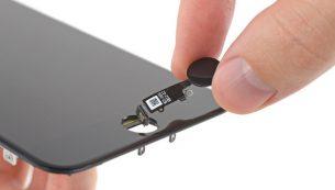 تعمیر اثر انگشت یا تاچ آیدی آیفون ۷ اپل با کمترین هزینه ممکن در موبایل کمک