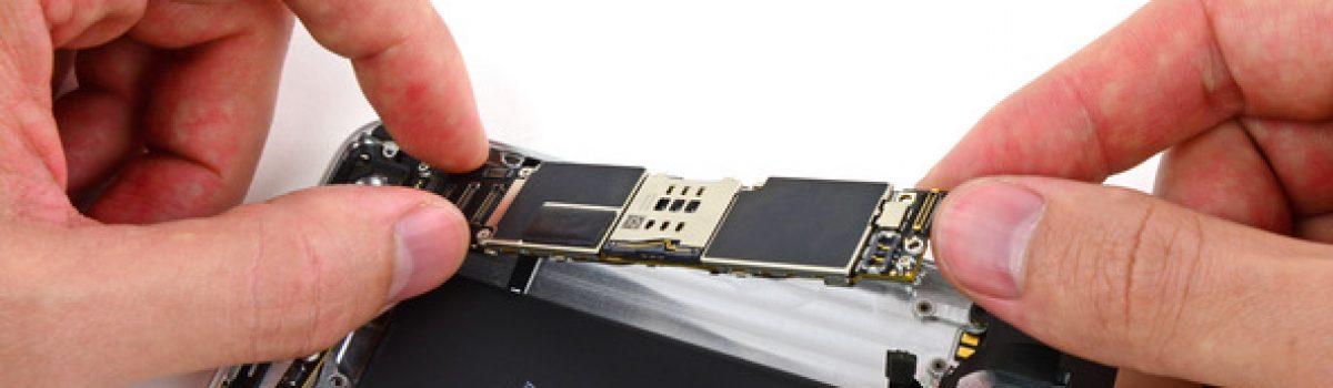 تعمیر برد iPhone 6 Plus