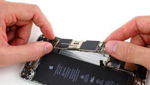 تعمیر یا تعویض برد آیفون ۶ پلاس اپل را با صرف کمترین هزینه انجام دهید!