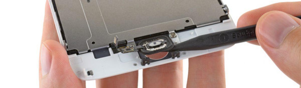 تعمیر یا تعویض دکمه اثر انگشت  iPhone 6 Plus