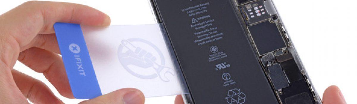 تعمیر یا تعویض باتری  iPhone 6 Plus