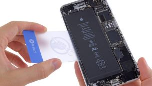 تعمیر باتری آیفون ۶ پلاس را با کمترین هزینه و قیمت انجام دهید!