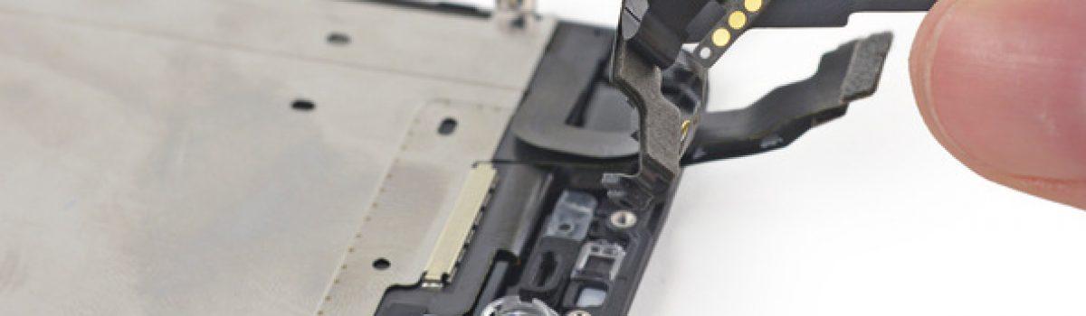 تعمیر دوربین آیفون ۶ اپل با هزینه کم و قیمت مناسب