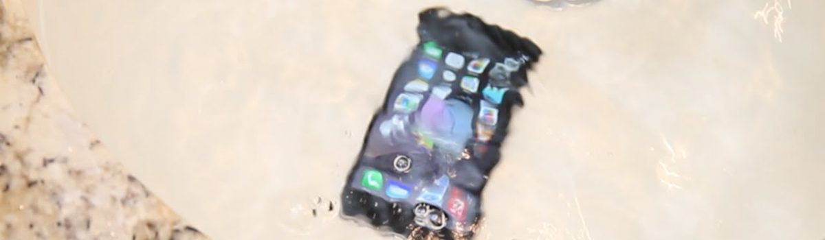تعمیر آیفون ۶S پلاس آب خورده با کمترین هزینه در موبایل کمک