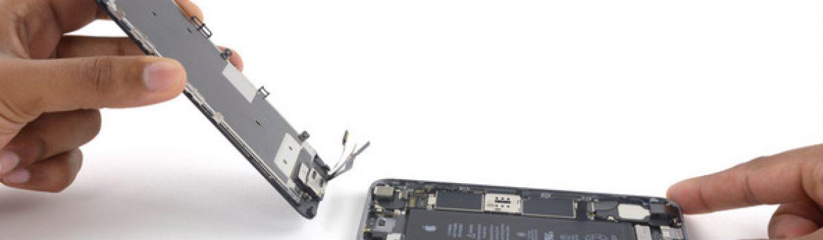 تعمیر ال سی دی آیفون ۶s اپل را با کمترین هزینه انجام دهید!