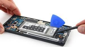 تعویض باتری گوشی نوت 8