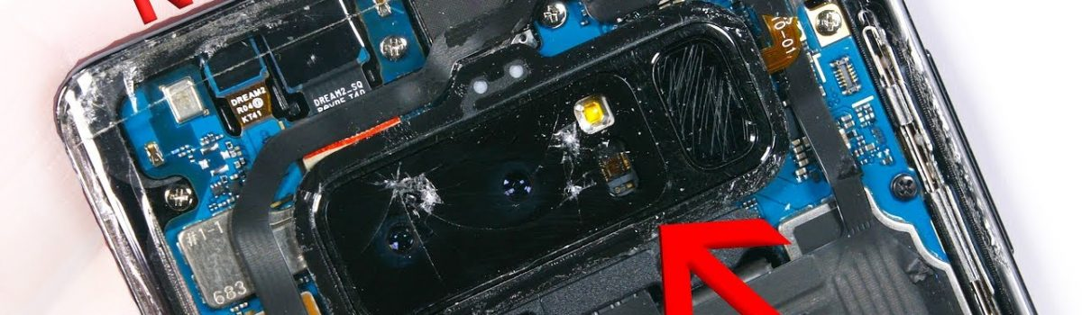 تعمیر یا تعویض دوربین Note 8 سامسونگ – N950 | موبایل کمک