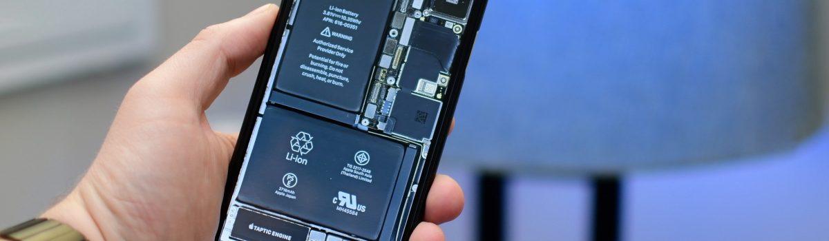 تعمیر برد آیفون X اپل با کمترین هزینه