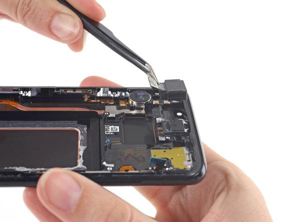 تعمیرات سامسونگ: آموزش تعویض دوربین جلو گلکسی S8 سامسونگ