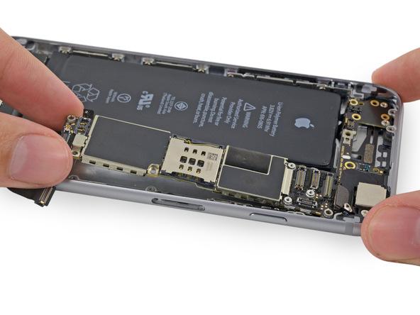 تعمیر برد آیفون 6 اپل را با کمترین هزینه و قیمت انجام دهید