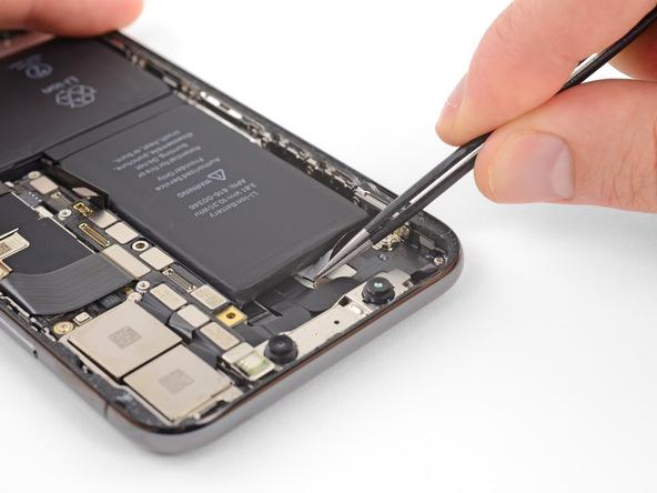 تعمیر باتری آیفون X اپل