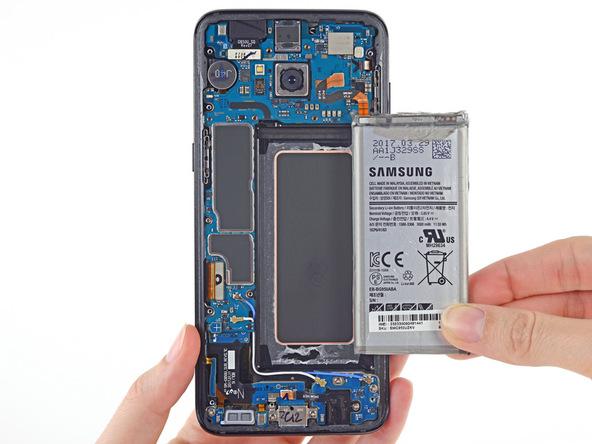 تعمیرات سامسونگ: آموزش تعویض باتری گلکسی S8