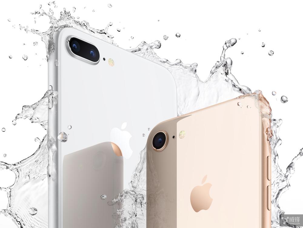 تعمیر گوشی آیفون 8 آب خورده | گارانتی اپل