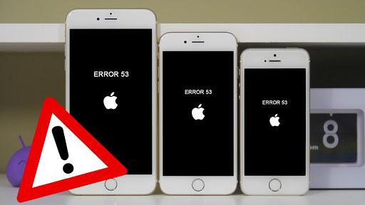 مشکل درست کار نکردن آیفون بعد از تعویض LCD | گارانتی اپل