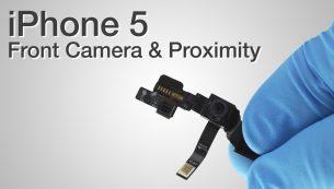 تعمیر یا تعویض دوربین آیفون ۵c