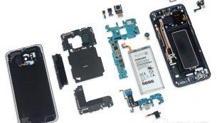 تعمیر برد گلکسی اس ۸ پلاس با ارزان ترین قیمت در موبایل کمک