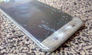 تعویض گلس یا شیشه ال سی دی S7 Edge سامسونگ | موبایل کمک