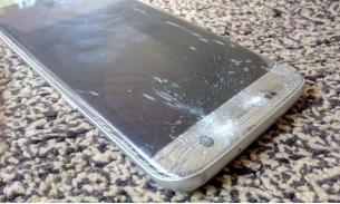 تعویض گلس یا شیشه ال سی دی S7 سامسونگ | موبایل کمک