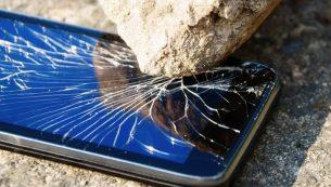 تعمیر ال سی دی گلکسی اس ۷ (S7) با کمترین قیمت در مرکز موبایل کمک