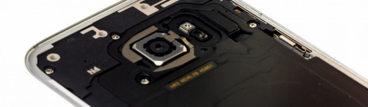 تعمیر یا تعویض دوربین گلکسی اس ۷ سامسونگ | موبایل کمک