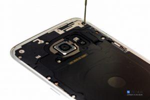 تعمیر دوربین گلکسی اس 7